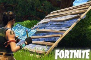 Las Construcciones en Fortnite