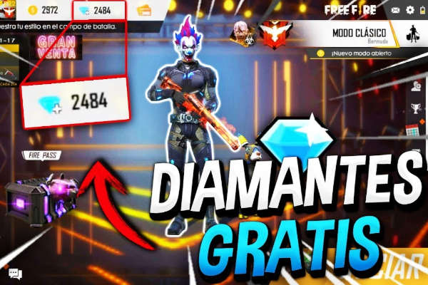 descargar diamantes gratis free fire