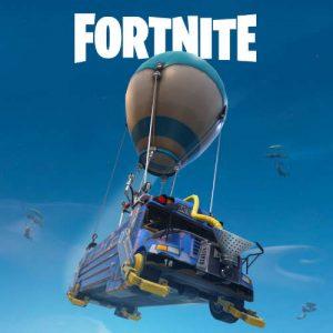 El autobús de Fortnite
